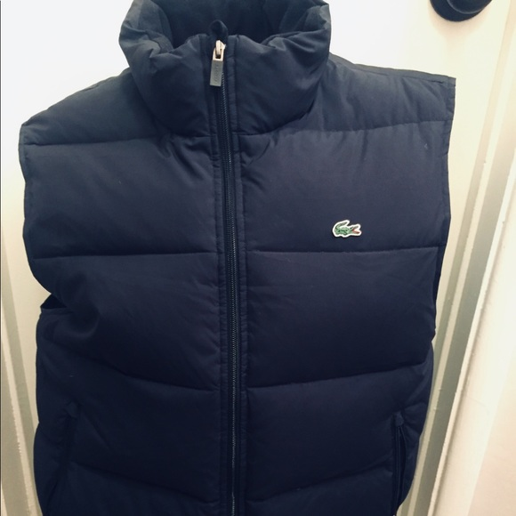 59258f270 Lacoste Other - Down Lacoste Puffer Vest